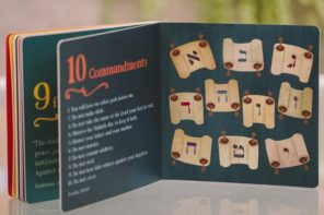 A Baby Book for Faith Formation: Beyond Storybook Bibles