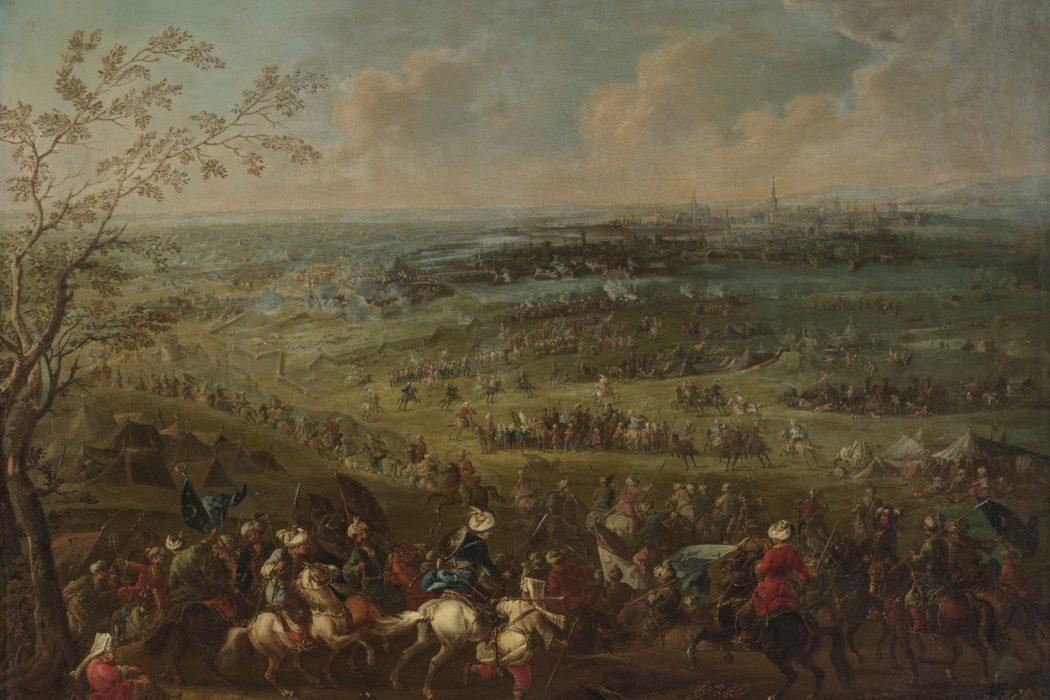 august_querfurt_-_the_turkish_siege_of_vienna
